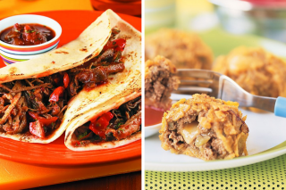 Taco recipe options