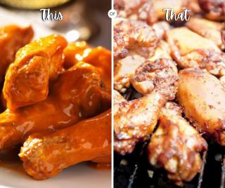 Meal plan options, Sunday