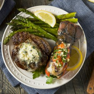 Big Foot Lions Club Steak & Lobster Fundraiser