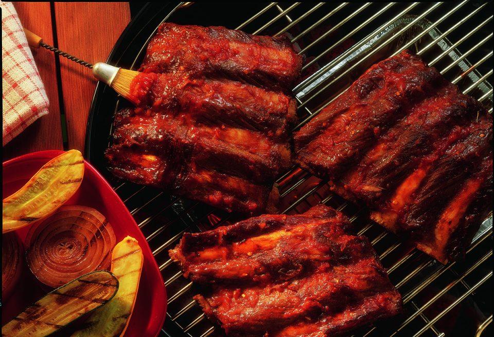 BBQ Beef Back Ribs