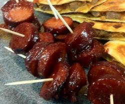 BBQ Polish Sausage Bites Recipe