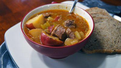 Cajun Beef Stew