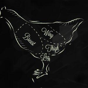 Cheap Eats: Cut Up Fryer Chicken