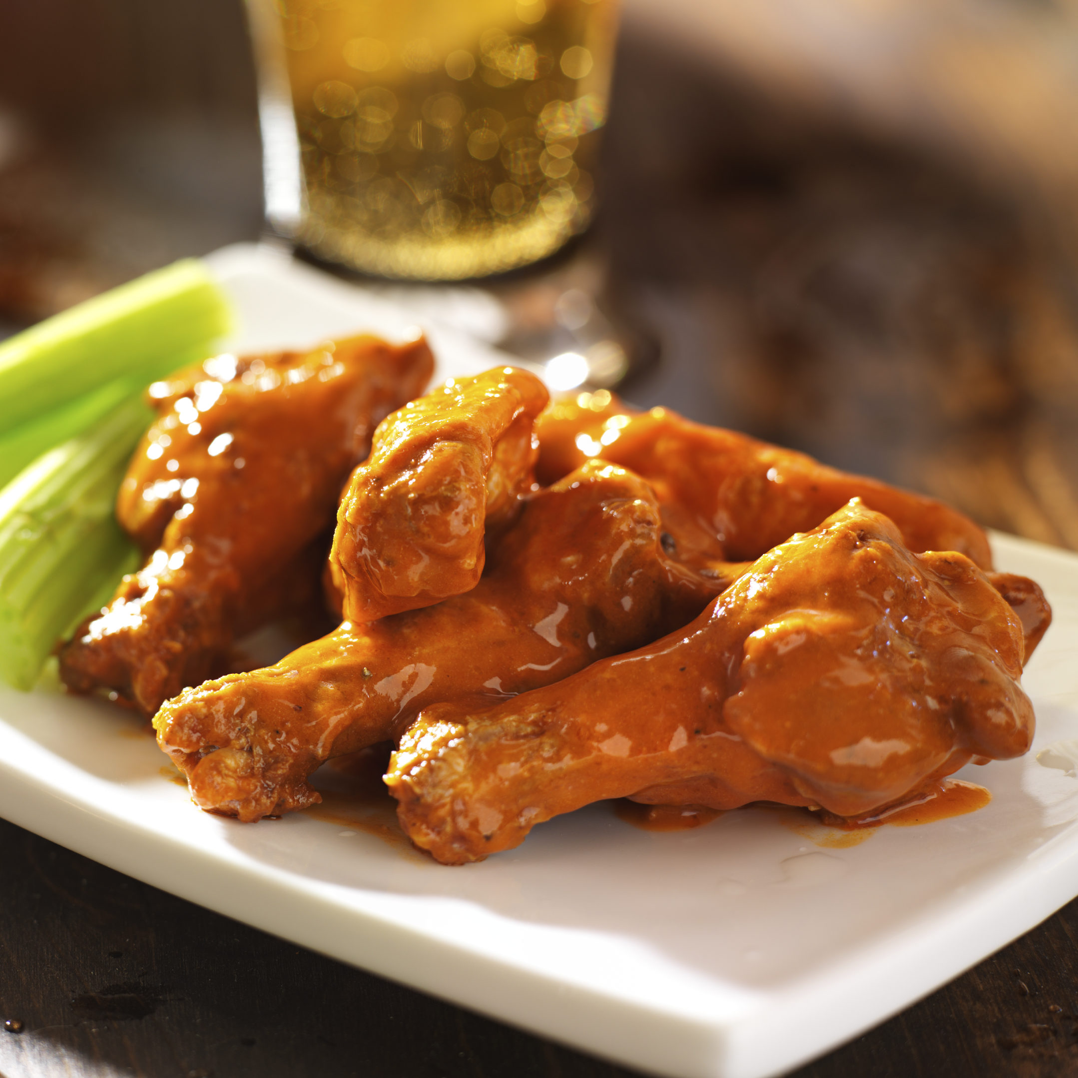 Fried Chicken Hot Wings Game Day Recipes Party Recipes