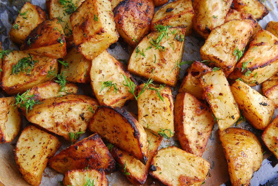 Duck Fat Potato Recipe