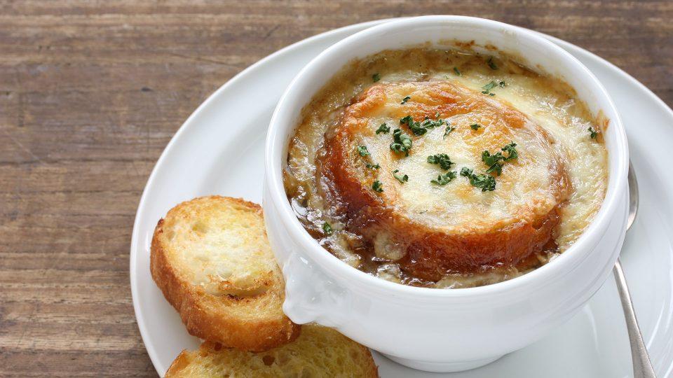 Rita's French Onion Soup