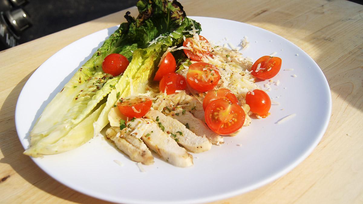 Heather S Honey Dijon Citrus Grilled Chicken Salad Recipe