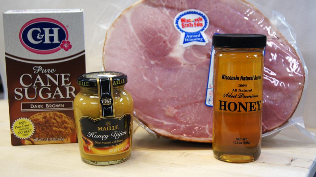 Honey Mustard Ham Glaze