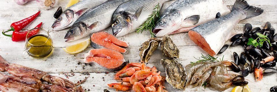 Lake Geneva Wisconsin seafood market