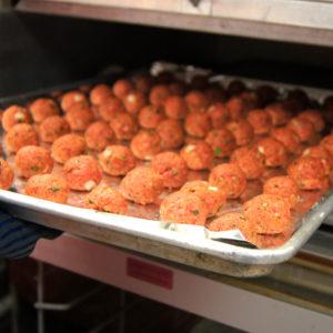 Rita's Cranberry Meatballs