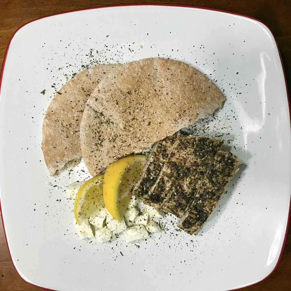 Mediterranean Za'atar Chicken