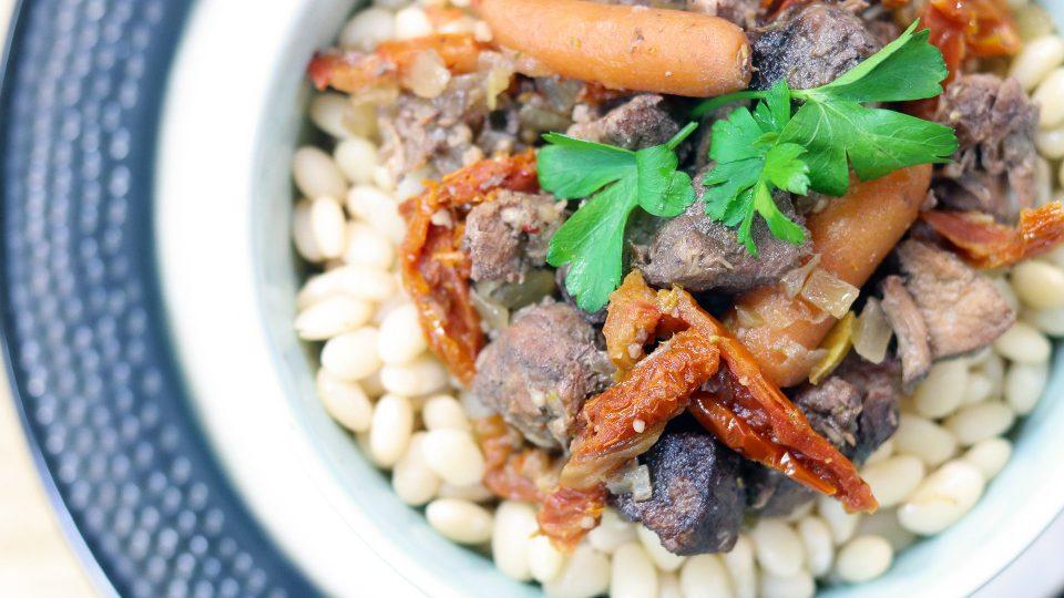 Sardinian Pork Stew