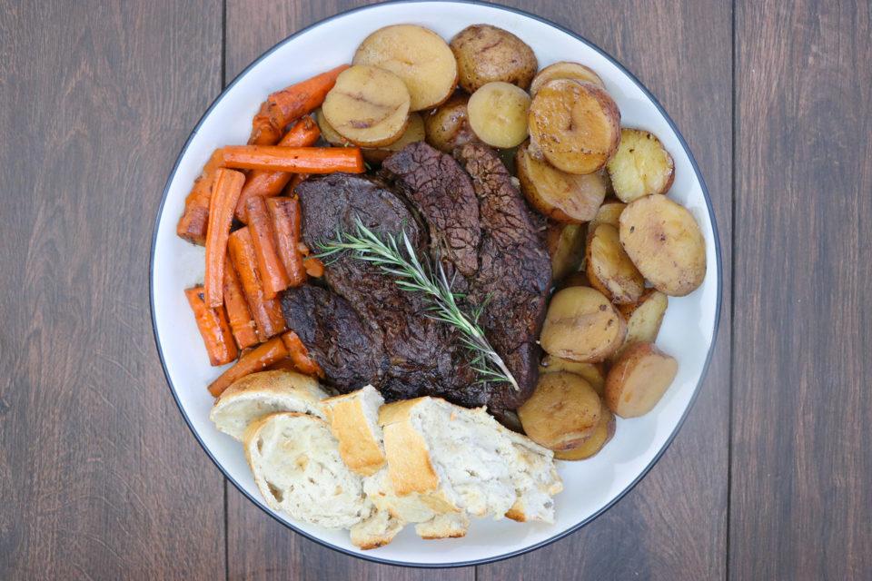 Sunday Beef Pot Roast