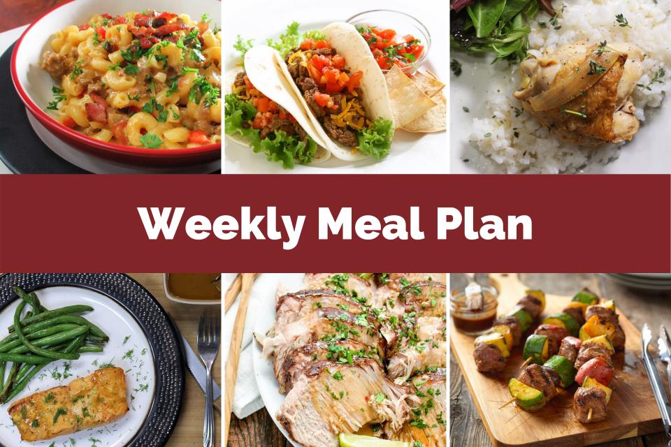 Lake Geneva Country Meats Sunday Meal Plan