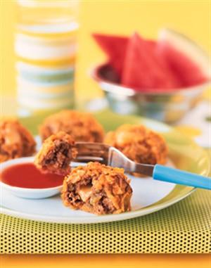 Taco Beef Nuggets