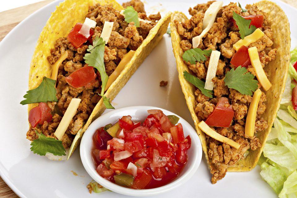 Turkey Tacos