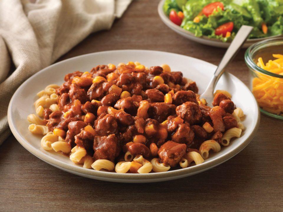 Wrangler's Beef Chili