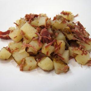 30 Minute Dinners: Corned Beef Hash Brinner