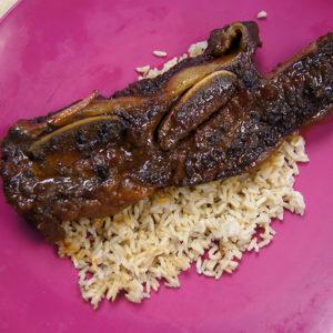 Teriyaki BBQ Short Rib Recipe