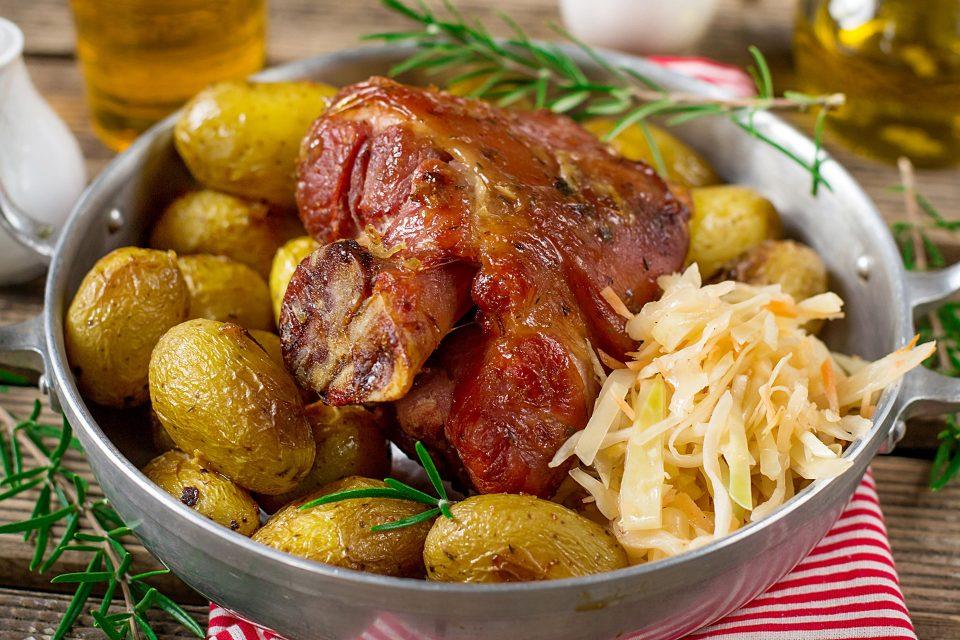 German Ham Hock (Eisbein)