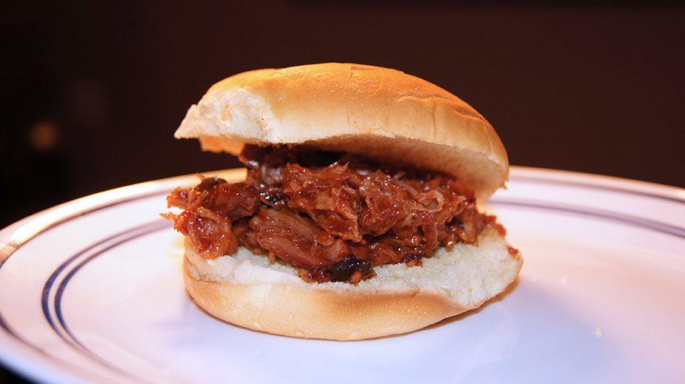 BBQ Pulled Pork Shoulder Roast