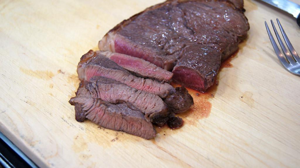 Sliced Top Butt Steak